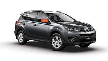 Rent Ada the RAV4 by the hour