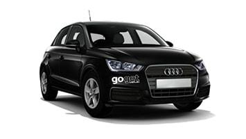 Rent Silas the Audi A1 by the hour