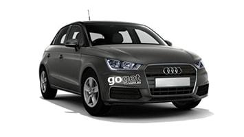 Nathan the Audi A1