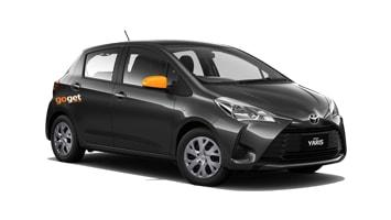 Alma the Yaris