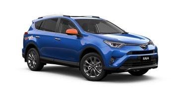 Salam the RAV4