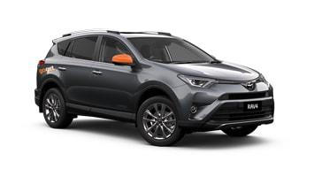 Rosemarie the RAV4
