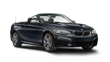 Greta the BMW Convertible