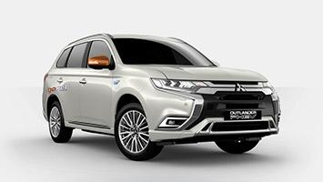 Luena the Outlander PHEV