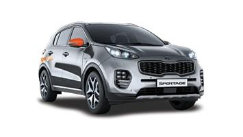 Prudence the Sportage