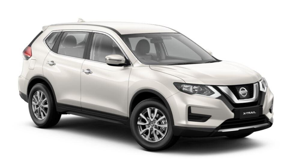 Micah the 7-seater X-Trail