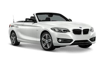 Kenton the BMW Convertible