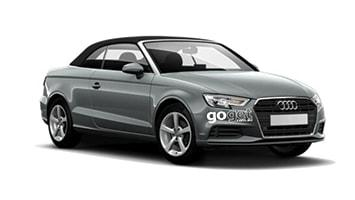 Amy the Audi A3 Convertible