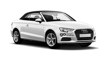 Margaret the Audi A3 Convertible