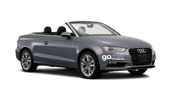 Chanel the Audi A3 Convertible