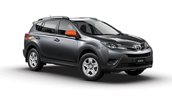 Alton the RAV4 - $