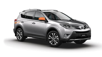 Nabila the RAV4