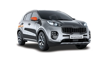 Blaine the Sportage