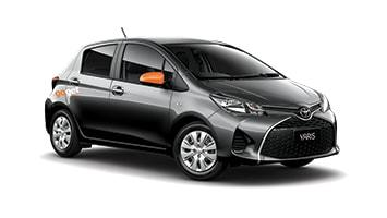 Flames the Yaris
