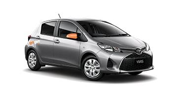 Heming the Yaris