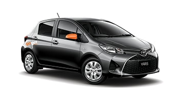 Lane the Yaris