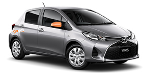 Jamieson the Yaris - DF