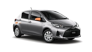 Rhiannon the Yaris
